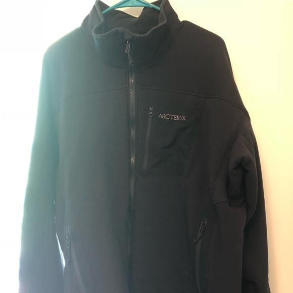 Men's Easyrider Jacket Arc'teryx Softshell Xxl c31TlFKJ